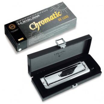 Lūpinė armonikėlė Chromatic De Luxe Seydel Sohne