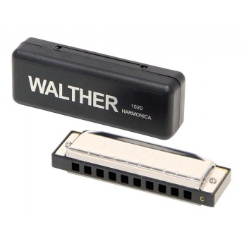 Lūpinė armonikėlė C derinimo 798505 Walther