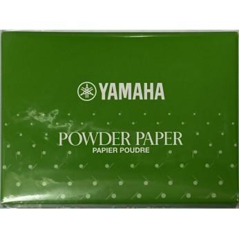 Pagalvėlių popierius miltelinis Powdered paper YAC-1112P Yamaha