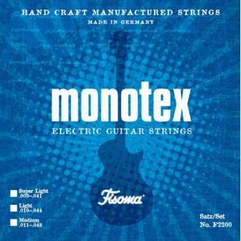 Stygos elektrinei gitarai Monotex 09-41 Fisoma