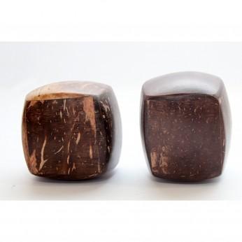 Barškutis - kvadratas kokosinis Terre