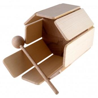 Daugiabalsė medinė dėžutė Small 11cm Dan Moi
