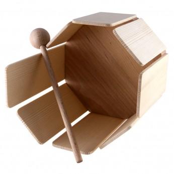 Daugiabalsė medinė dėžutė Medium 16,5 cm Dan Moi