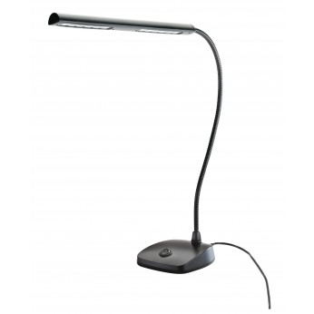 Lempa LED natų pašvietimui dviguba 12296 pastatoma K&M