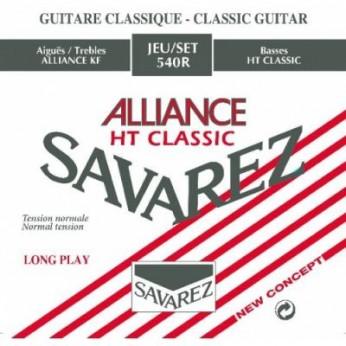 Stygos klasikinei gitarai 540R Savarez