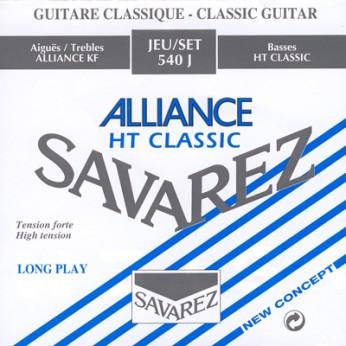 Stygos klasikinei gitarai 540J Savarez