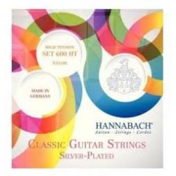 Stygos klasikinei gitarai 600HT Hannabach