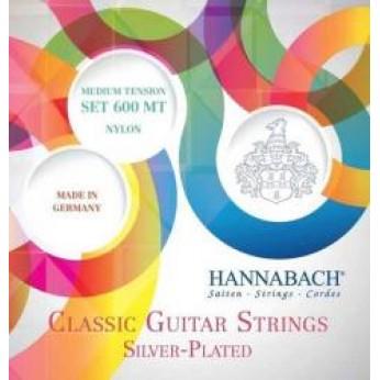 Stygos klasikinei gitarai 600MT Hannabach