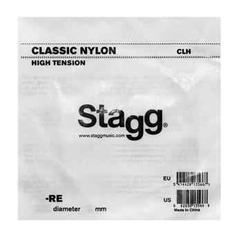 Styga pirma E klasikinei gitarai Stagg