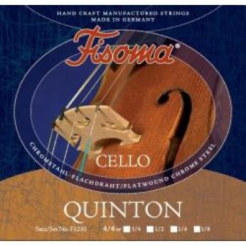 Stygos violončelei 4/4 Quinton Fisoma