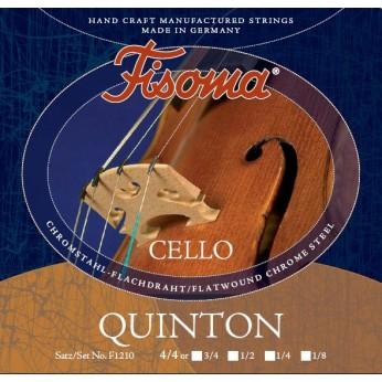 Stygos violončelei 3/4 Quinton Fisoma