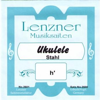 Stygos ukulelei metalinės Lenzner