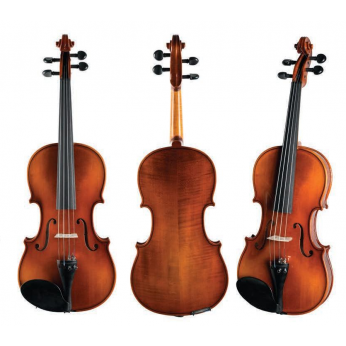 Smuikas 1/2 Stradivarius model koncertinis Florence Strunal Schonbach