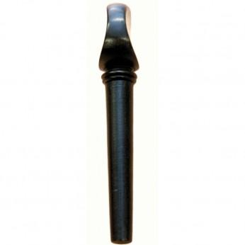 Kuoliukas smuikui 1/8 French model juodmedis medium Petz
